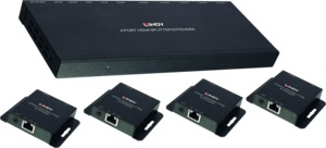 LINDY HDMI Splitter+Transmitt 1:4 to 50m
