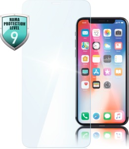 Hama Premium Crystal Glass iPhone XS Max