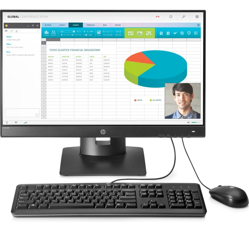 Buy HP t310 AiO G2 Zero Client (3CN12AT#ABU)