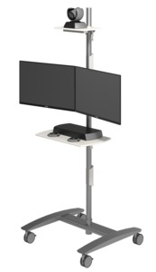 Dataflex Viewmate 722 Konferenztrolley