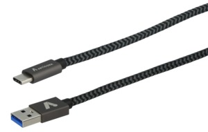 Cable USB 3.0 C/m-A/m 1m