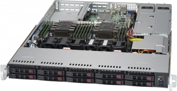 Buy Supermicro BL360 1v6 2 5 Server (BOSTON_BL360_1V6_2 5)