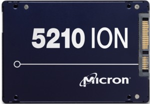 Micron 5210 ION SSDs