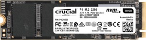Crucial P1 M.2 NVMe PCIe SSD 500 GB