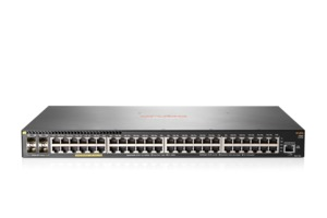 HPE Aruba 2540 48G PoE+ 4SFP+ Switch