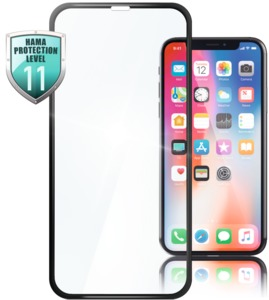 Hama 3D Glass Screen Prot. iPhone XS Max