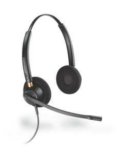Headset QD Plantronics EncorePro HW520