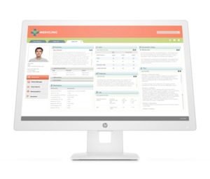 HP Healthcare Monitore