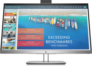 HP EliteDisplay E243d Docking Monitor