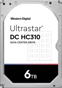 Western Digital DC HC310 HDD 6TB