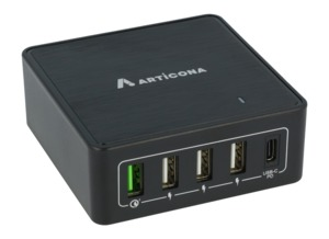 ARTICONA USB Charger Type-C/A
