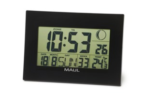 MAULflow Wall and Table Clock Digital