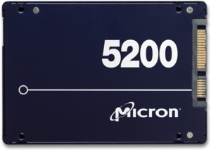Micron 5200 MAX interne SSDs