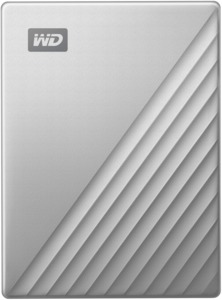 WD My Passport Ultra HDD 4TB