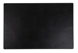 ARTICONA Desk Mat Leather Black