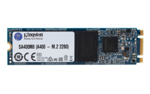 Kingston SSDNow A400 interne SSDs