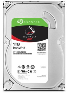 Seagate IronWolf NAS HDD 1 TB
