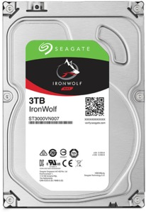 Seagate IronWolf NAS HDD 3 TB