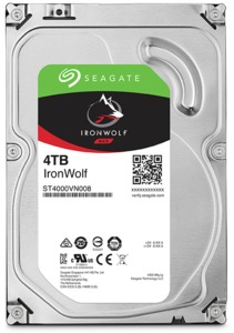 Seagate IronWolf NAS HDD 4 TB