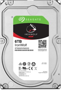 Seagate IronWolf NAS HDD 6 TB