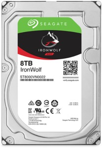Seagate IronWolf NAS HDD 8 TB