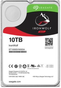Seagate IronWolf 10 TB NAS HDD