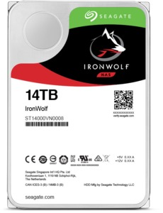 Seagate IronWolf NAS HDD 14 TB