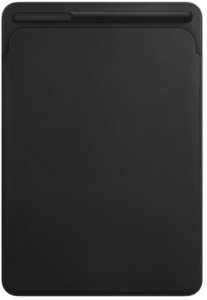 Apple iPad Pro 12.9 Leather Sleeve black