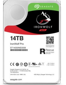 HDD Seagate IronWolf PRO 14 TB NAS