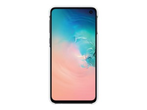 Samsung Galaxy S10 + LED Cover White