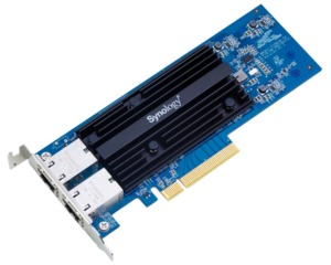 Synology 10 Gbit/s Dual Network Card