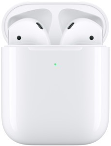 Apple AirPods with Wireless AirPod Case