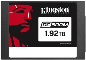 Kingston DC500 SSDs