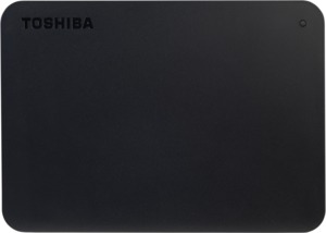 Toshiba Canvio Basics Portable HDD