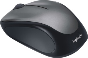 Logitech M235 Mouse Grey