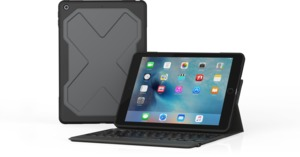 ZAGG iPad Rugged Messenger Keyboard Case