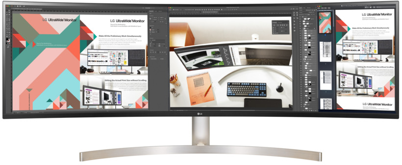 Buy LG 49WL95C-W Curved UltraWide Monitor (49WL95C-W)
