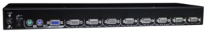 ARTICONA KVM Switch VGA 8-port