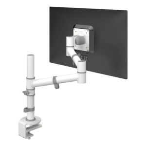 Dataflex Viewgo Monitor Arm White