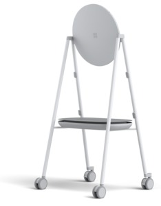 MS Steelcase Hub 2S Roam Mobile Stand