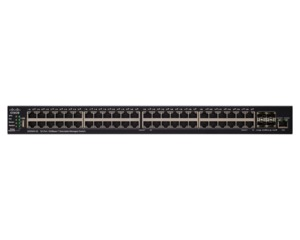 Cisco Small Business 550X Stackable Managed Switches