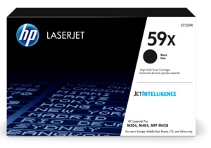 HP 59X Toner Black