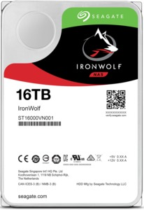 Seagate IronWolf NAS HDD 16 TB