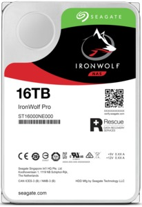 HDD Seagate IronWolf PRO 16 TB NAS