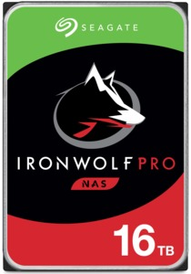 Seagate IronWolf PRO NAS HDD 16 TB
