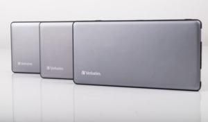 Verbatim Dual Powerbank QC3 20 000 mAh