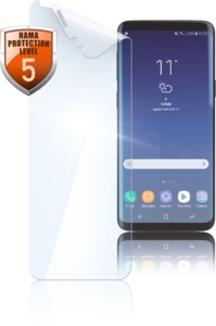 Hama Galaxy S9 Crystal Screen Prot.