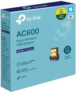 TP-LINK Archer T2U Nano WLAN USB Adapter