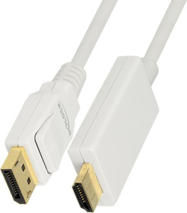 Delock DisplayPort - HDMI Cable 5m