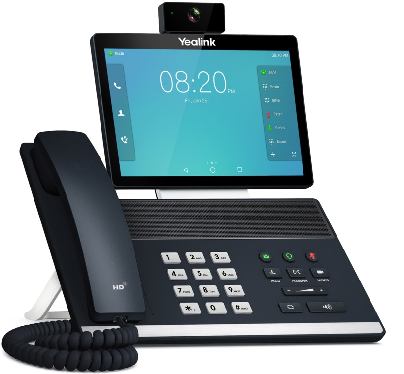 Buy Yealink VP59 Video IP Desktop Phone (VP59)